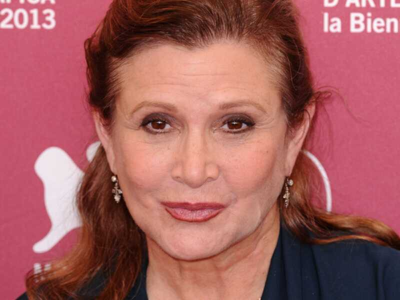Star Wars is Carrie Fisher on Ageism - kehaga positiivne hinnapakkumisi