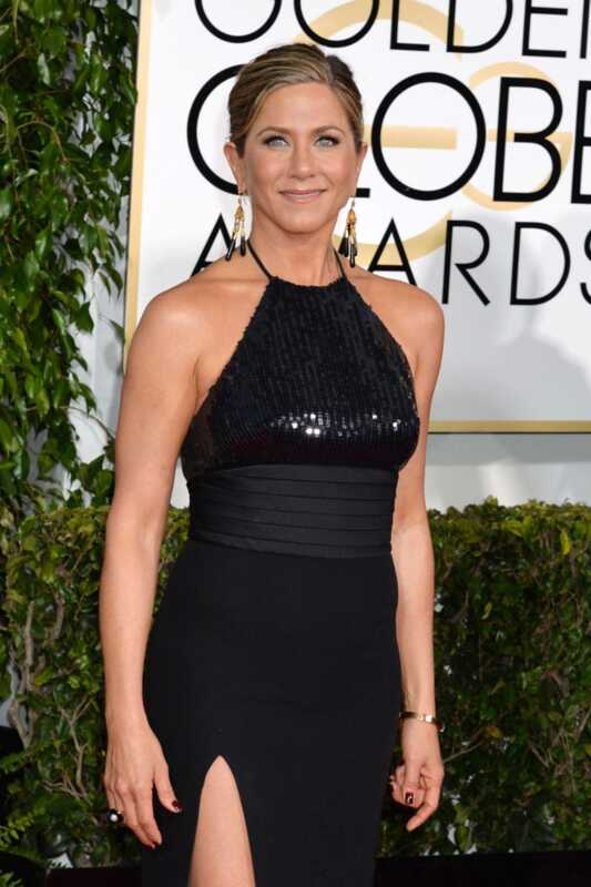 Jennifer Aniston gravid
