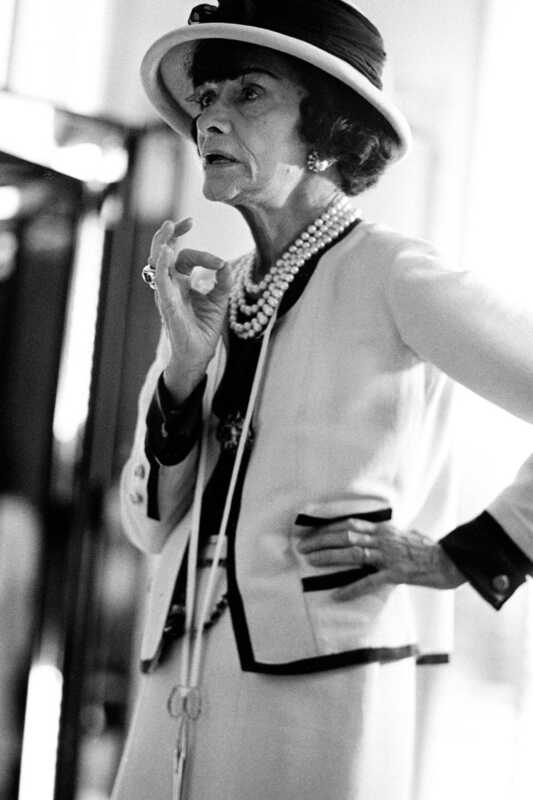 Fashion flashback venerdì: Coco Chanel
